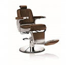 Barber  Poltrona Hair Triumph Marrone