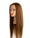 Testamodella 60cm 100% capelli veri LaborPro