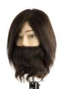 Testina Uomo Barba e Baffi