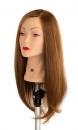 Testamodella 50cm 100% capelli veri NewLaborPro