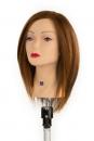 Testamodella 30cm 100% capelli veri LaborPro