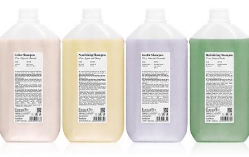 Tanica 01 Shampoo 5 lt Color Protect Farmavita