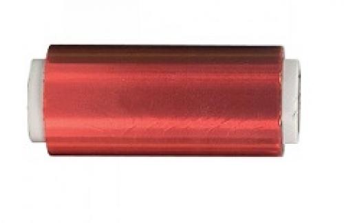 Alluminio colorato rotoli 12cmx80mt rosso
