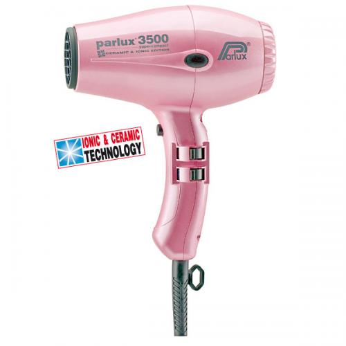 Parlux 3500 Sup.C.Ceramic&Ionic Edition Rosa