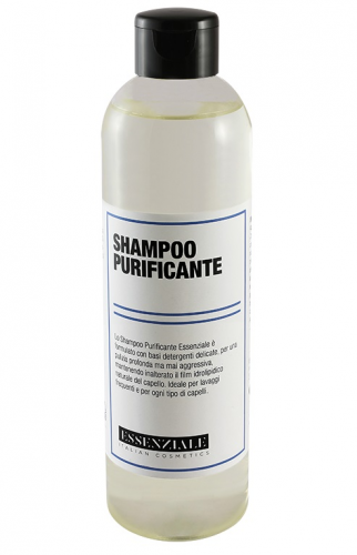 Shampoo Purificante Oli Essenziali 1L