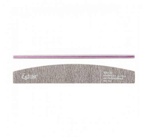 Lime estrosa Zebra Mezzaluna grana 100/150 4pz