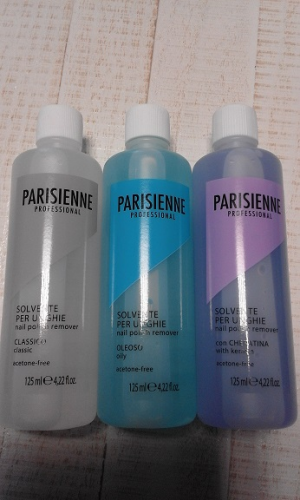 Solvente Oleoso 125ml Parisienne