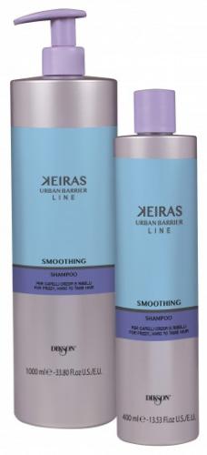 Shampoo Dikson Keiras per capelli crespi e ribelli 400ml