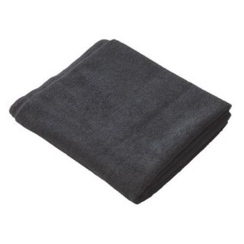 Asciugamanio cotone 100% nero