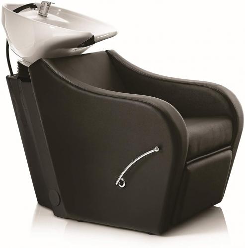 Lavatesta Poltrona  OmegaPlus con poggiapiedi