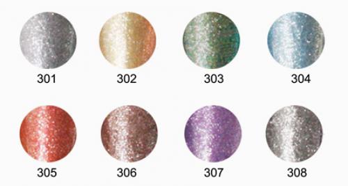 Flormar Glitter Eye liner 301