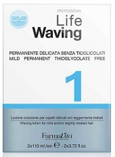 Farma Life Waving 1 capelli leggermente trattati