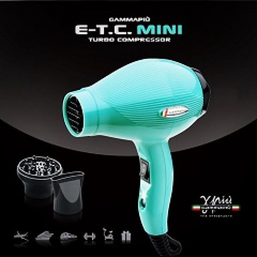 Phon Mini E-Tc GammaPiù Verde Caraibi/Tiffany