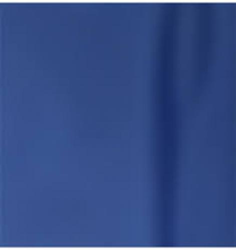 Mantella Taglio Nylon Blu Muster