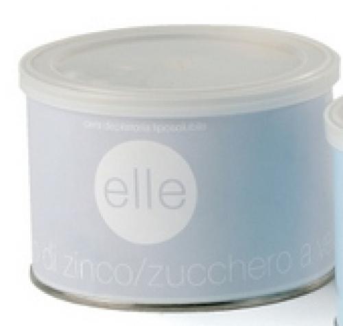 Cera depilazione Liposolubile Ossido zinco/Zucchero velo 400ml