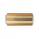 Alluminio colorato rotoli 12cmx80mt oro
